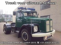 Rouwauto RouwTruck SCANIA 110 SUPER